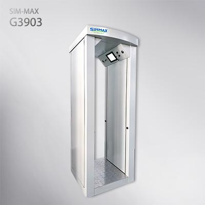 快速人员全身γ污染监测仪(C3门)