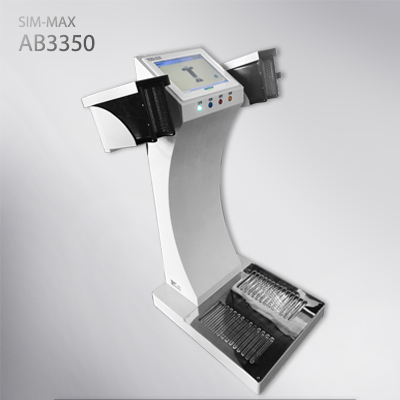手足表面污染监测仪