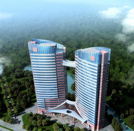 莆田海峡商务中心