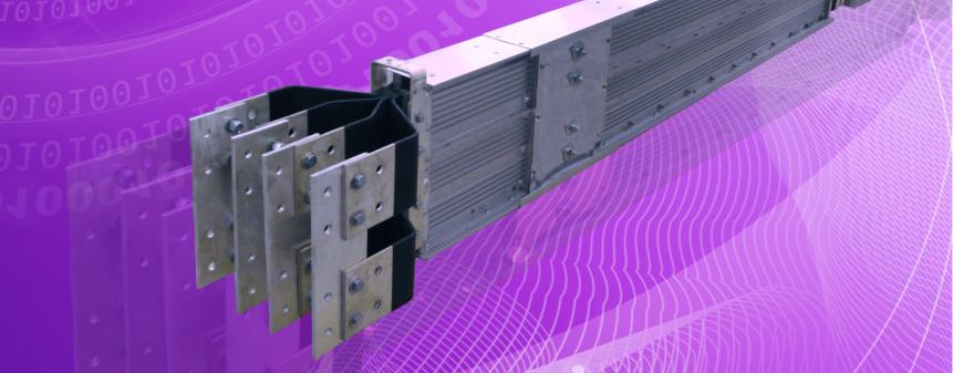 新型铜铝复合节能母线槽
