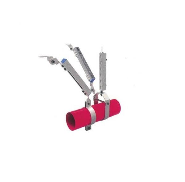 水管单管抗震支吊架