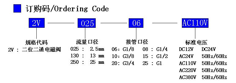 2V025-08(06)气动控制元件生产