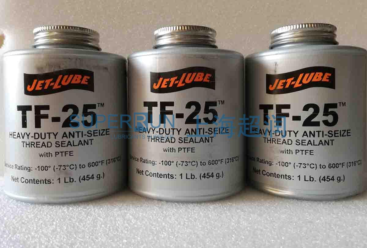 JET-LUBE TF-25阀门密封脂