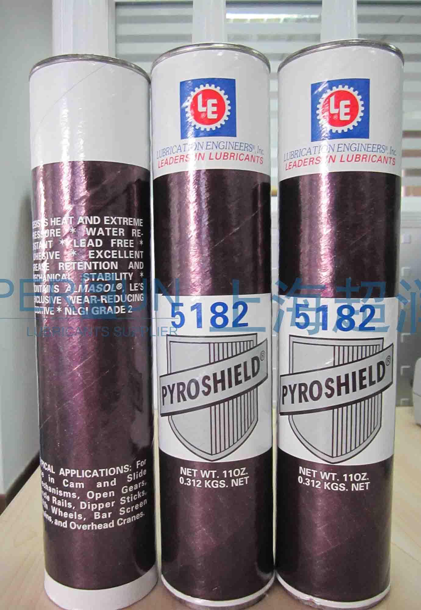 LE 5182开式齿轮润滑脂