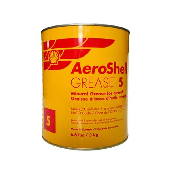 航空壳牌AeroShell Grease 5通用航空润滑脂