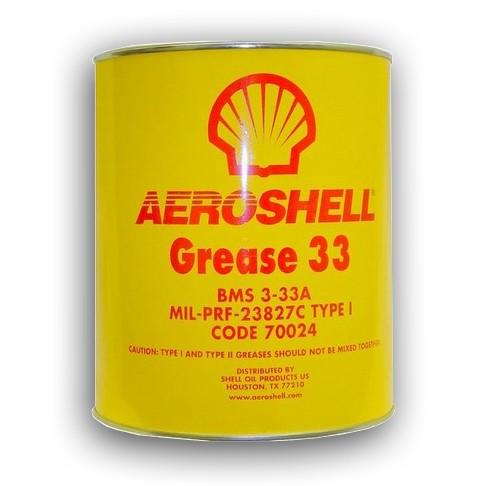 航空壳牌AeroaShell Grease 33多功能合成润...