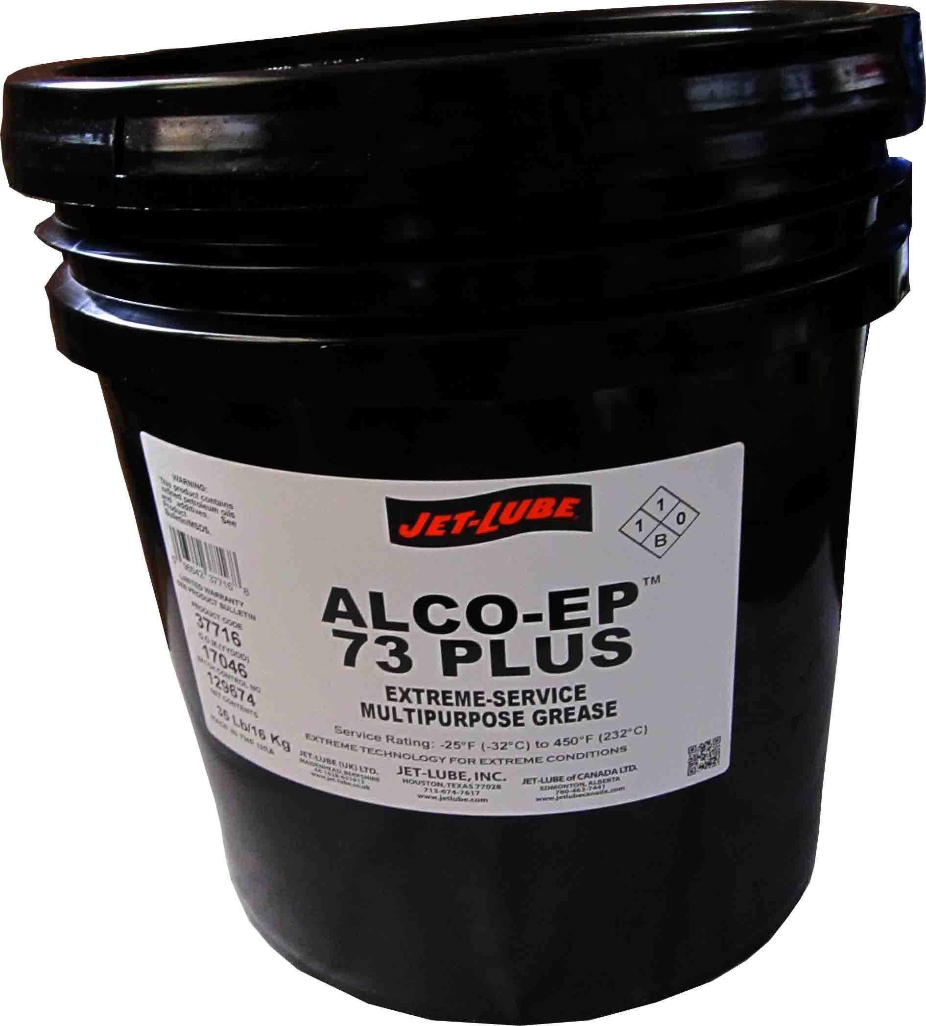JET-LUBE ALCO-EP-73 PLUS 润滑脂