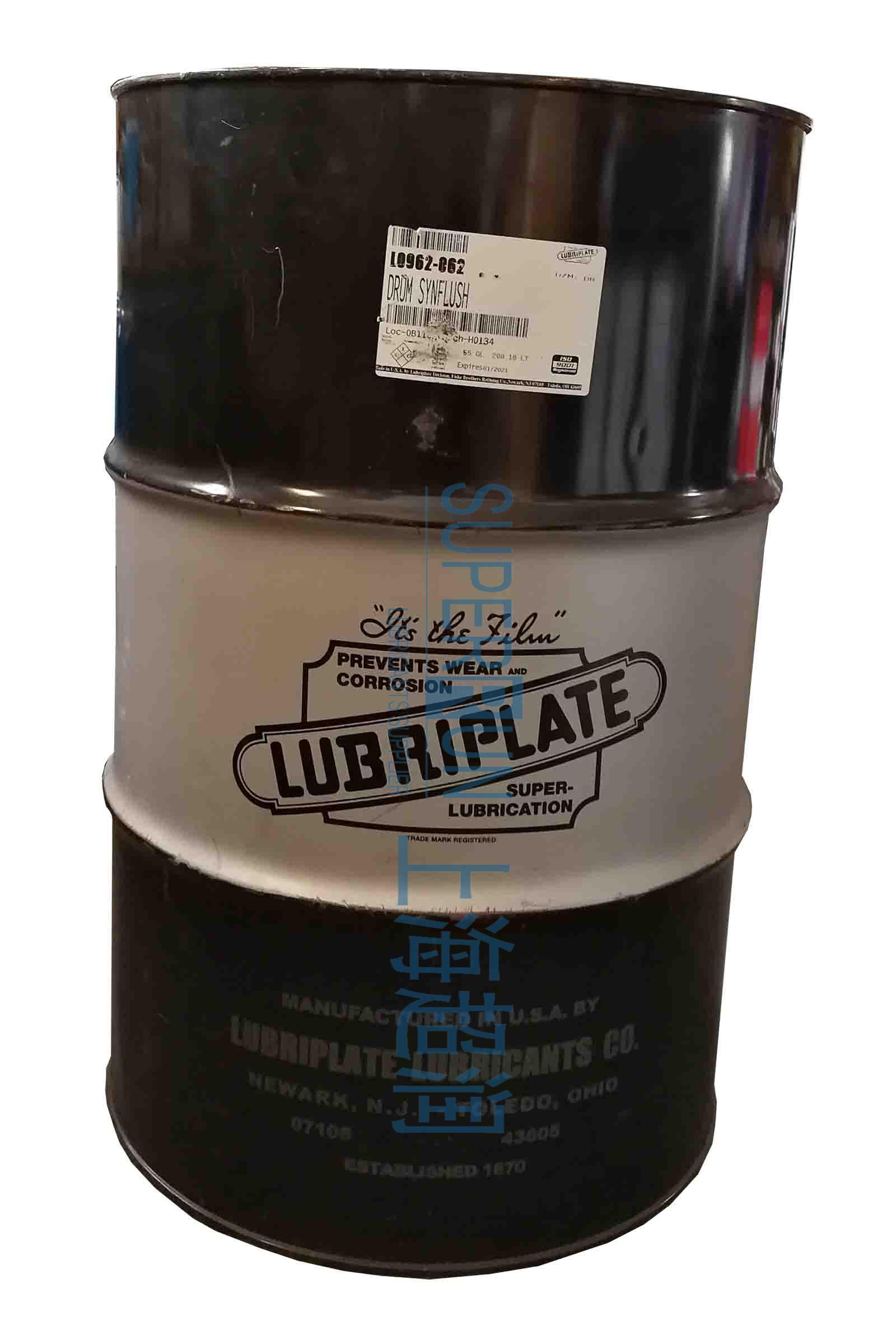 LUBRIPLATE Syn Flush合成清洁和冲洗油