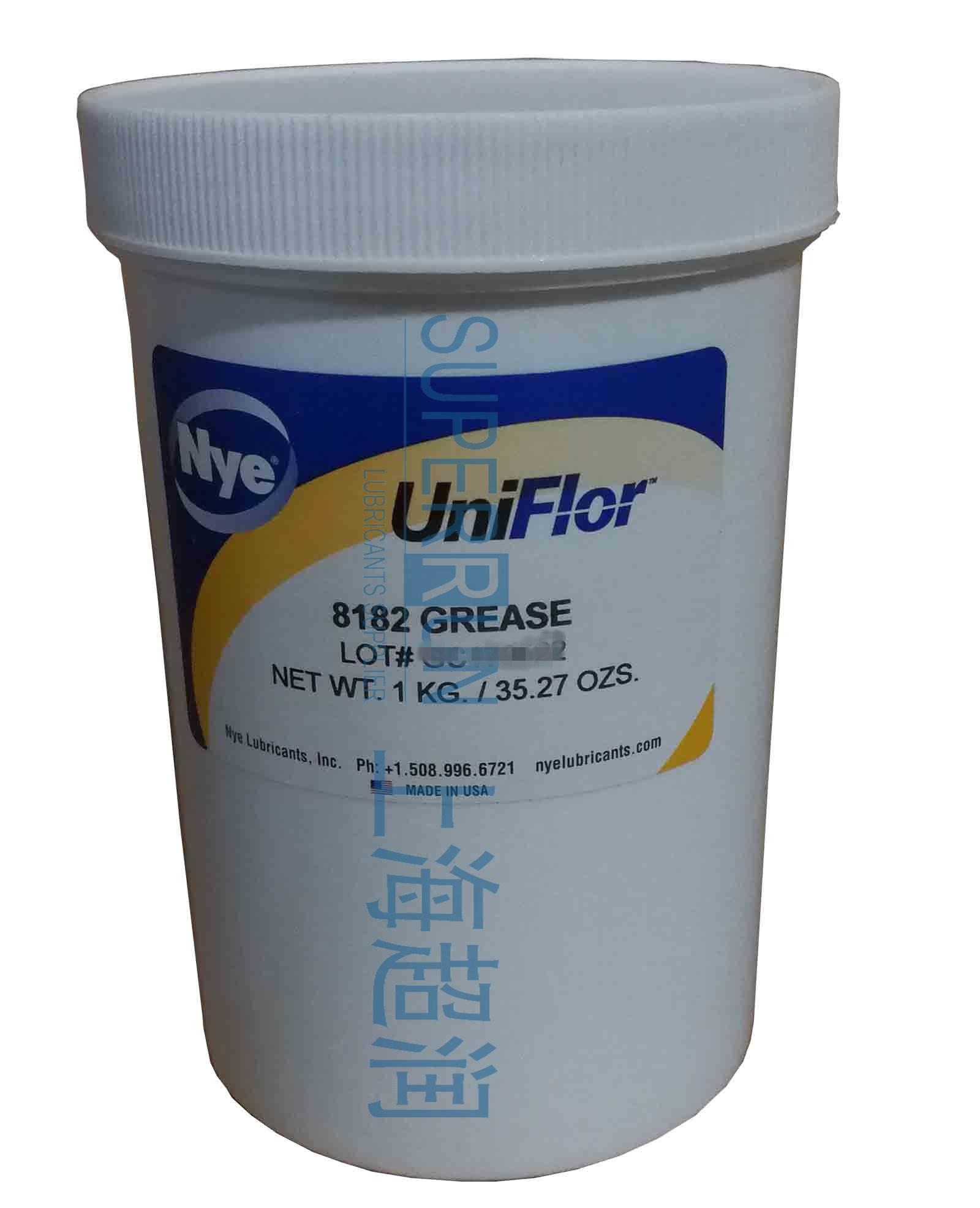 NYE UNIFLOR 8182润滑脂