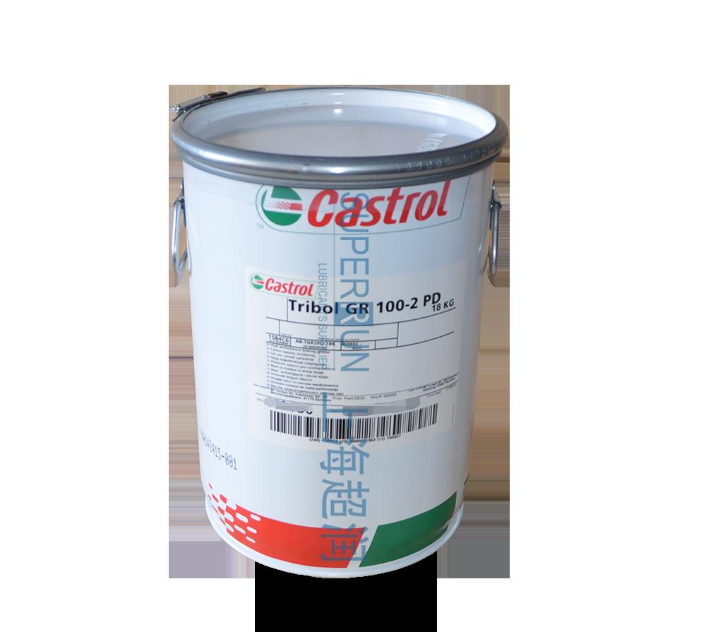 castrol tribol gr 100-2 PD 锂基润滑脂
