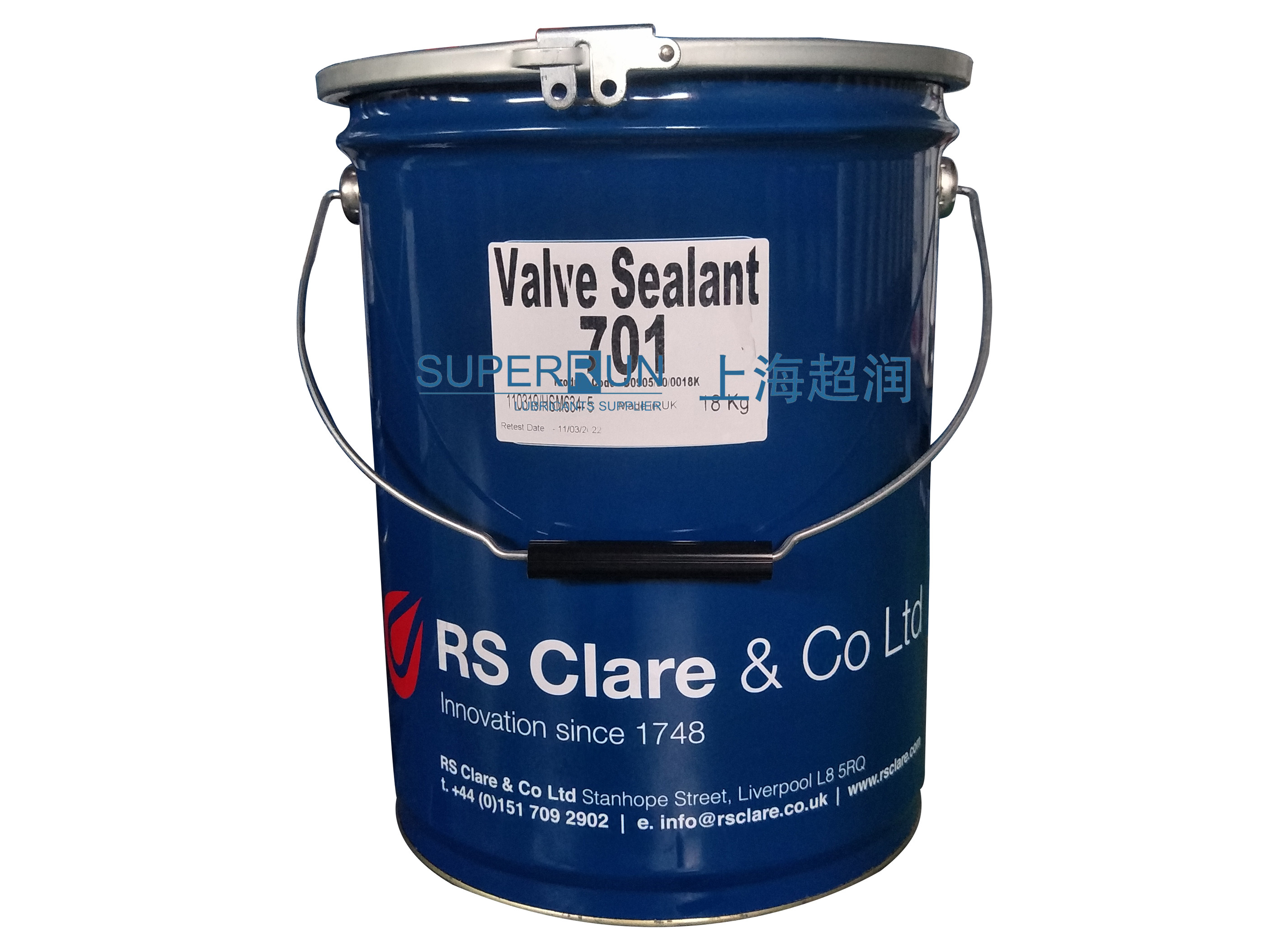 RS CLARE VALVE SEALANT 701