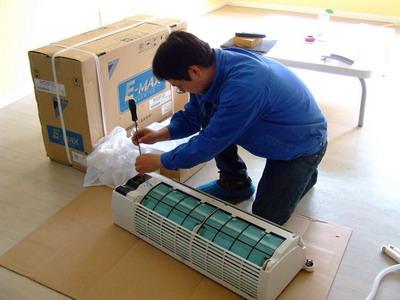 慈溪空调拆装步骤方法