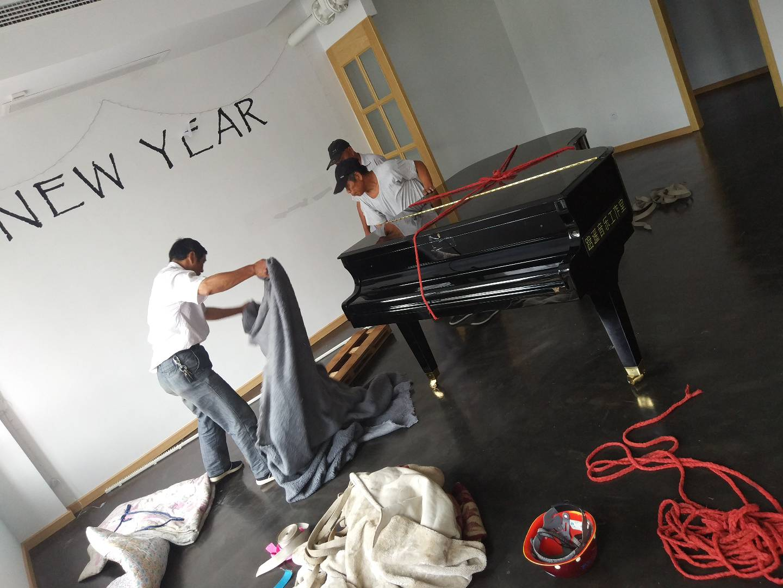 慈溪专业钢琴搬运