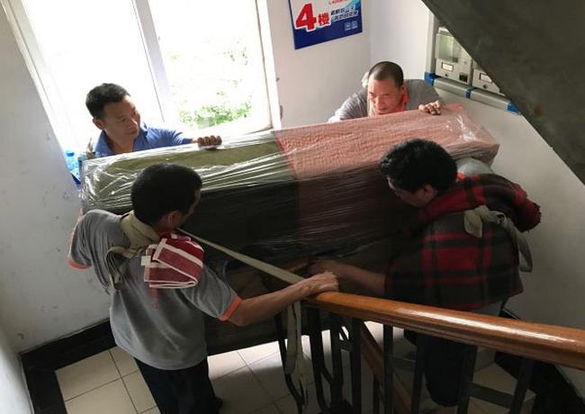慈溪专业钢琴搬运服务公司