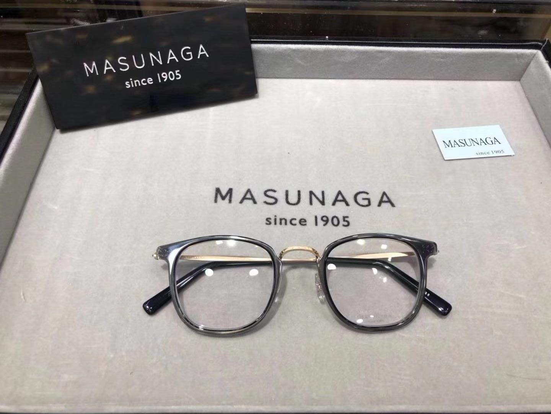 MASUNAGA EYEWEAR增永眼镜