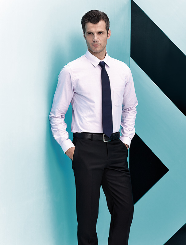 男士商务衬衫