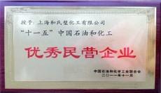 2011 中國石油和化學工業聯合會 '十一五'中國石油和化工優秀民營