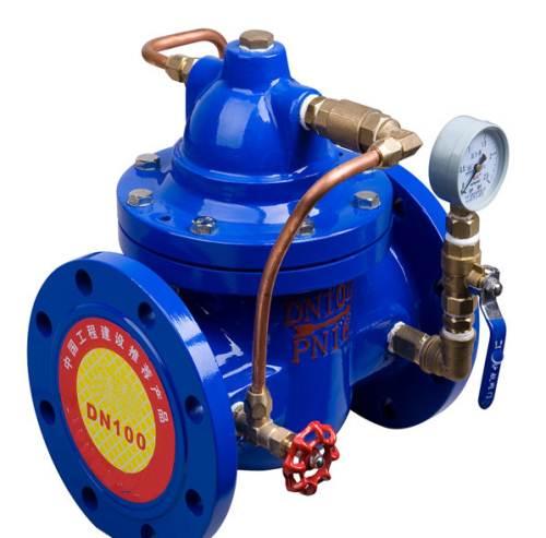 Y42X-10、Y42X-16 型水用減壓閥