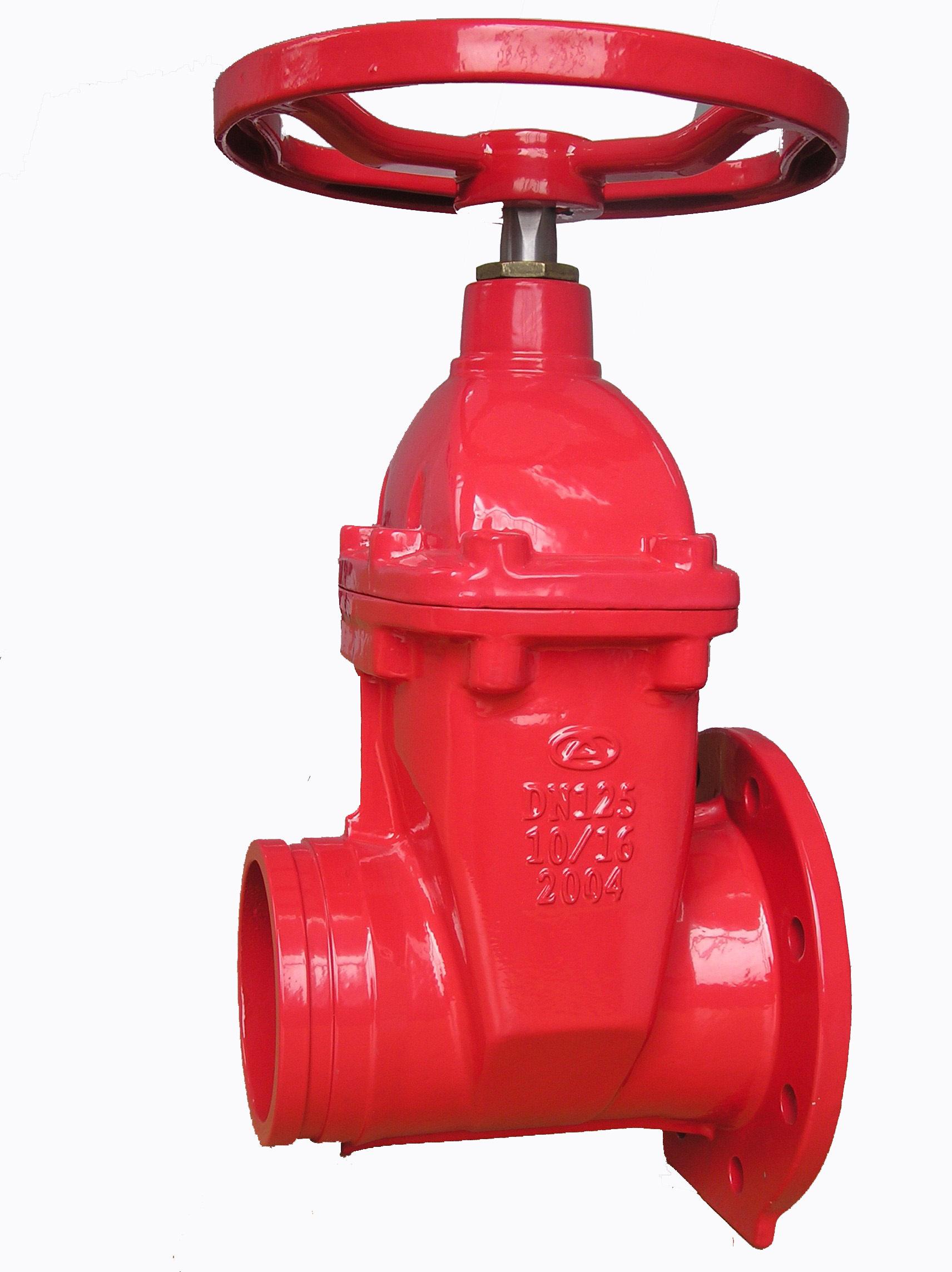消防專用信號彈性座封閘閥