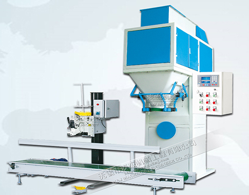 Open Mouth Bagger,Open port bag filling machine