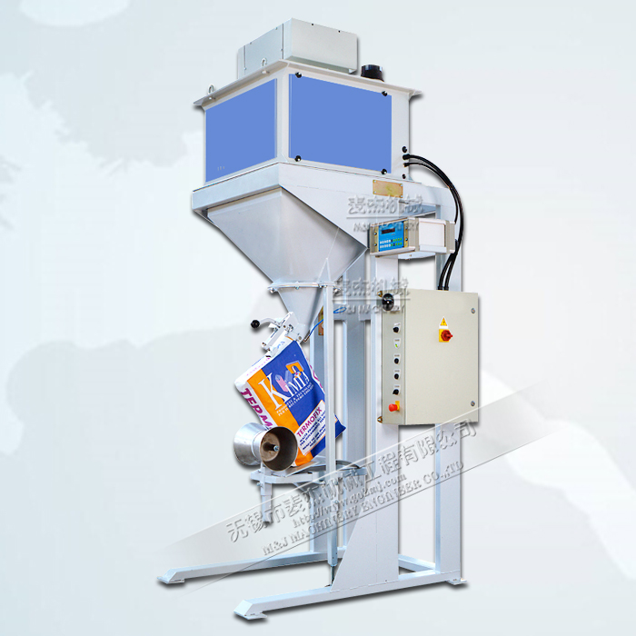 granule valve bag filling machine