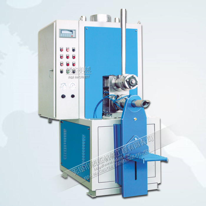 Nano light calcium carbonate powder packing machine in paper bag