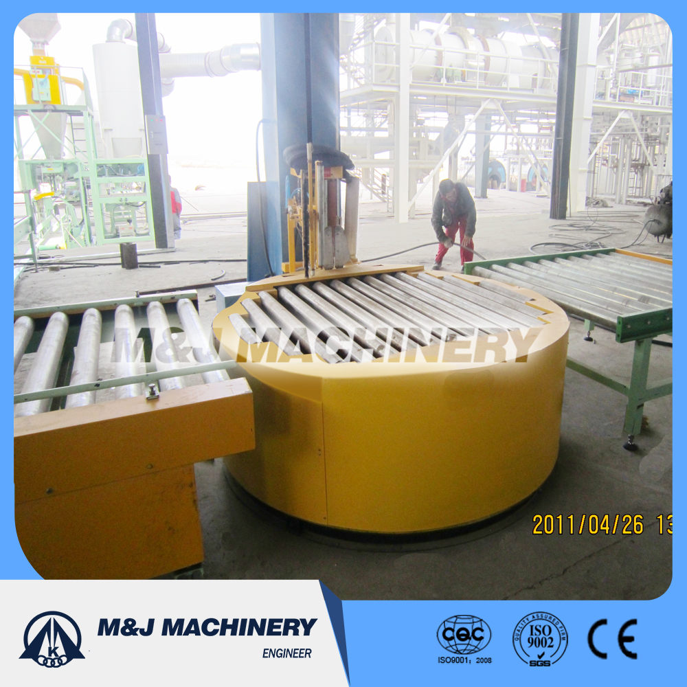Pallet Wrapper.Wrapping Machine