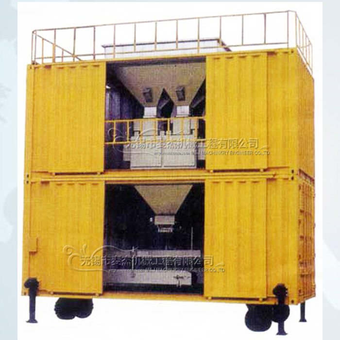 containerised bagging machine,Mobile Containerized Bagging System,mobile bagging machines