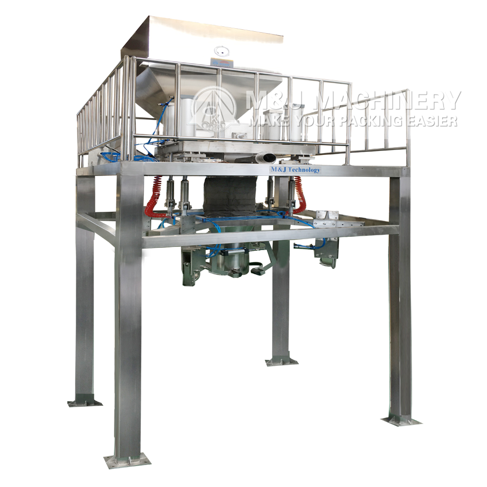 jumbo bag filling machine,bulk bag filling machine,big bag filling machine