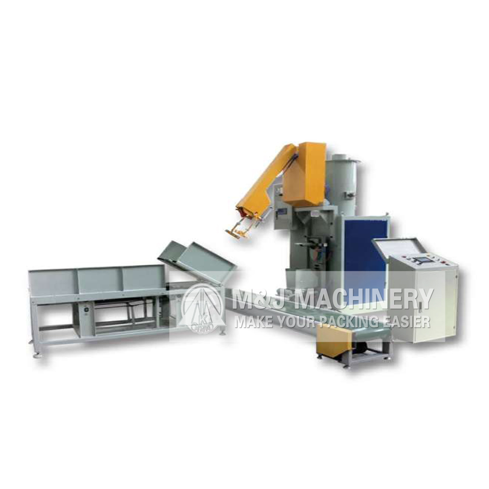 Automatic valve port bag filling machine