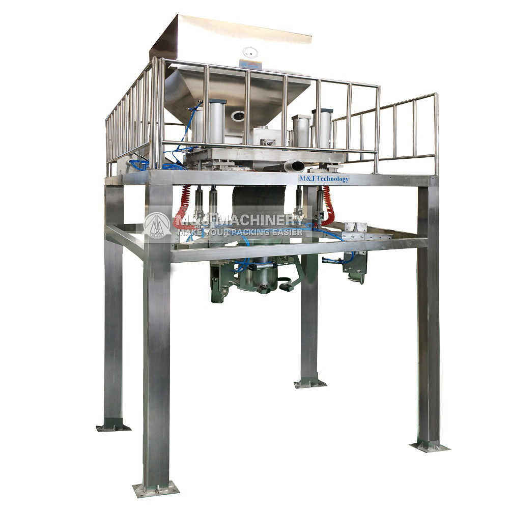 Fertilizer  jumbo bag filling machine
