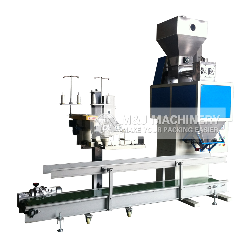 fish meal weighing packing machine