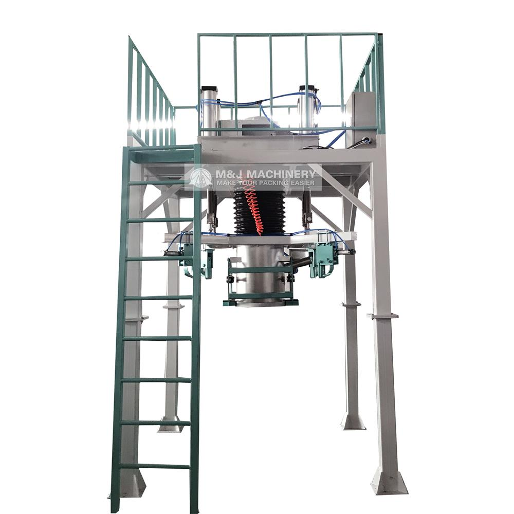 bulk big FIBC bag filling packing machine