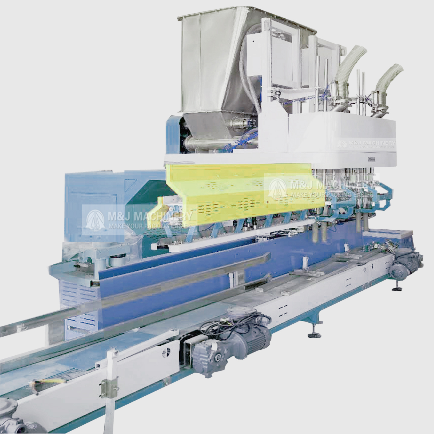 Tapioca flour packing machine,cassava flour packaging machine