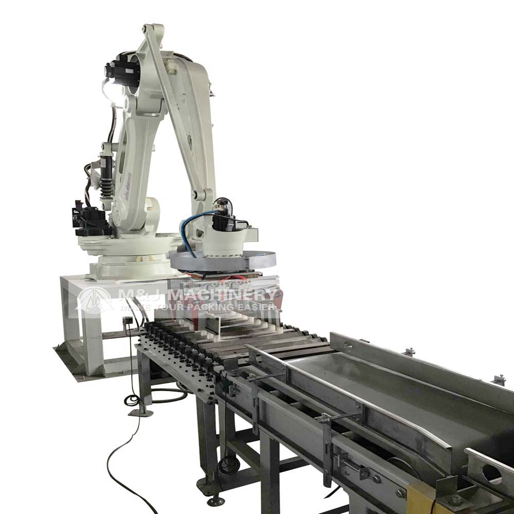 robotic palletizer machine