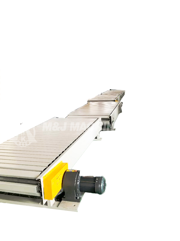 Chain conveyor for jumbo bag