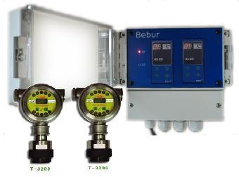 Bebur气体检测仪