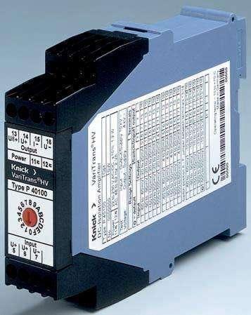 Knick電子測量設備