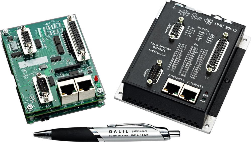 GALIL运动控制器