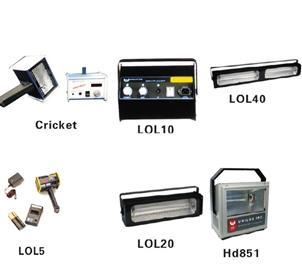 UNILUX频闪光源检测系统