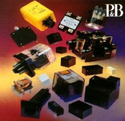 P&B继电器