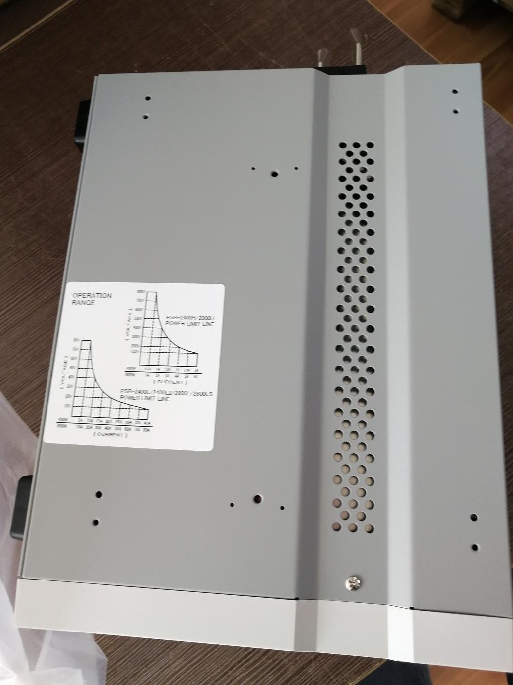 GWINSTEK  低壓電源