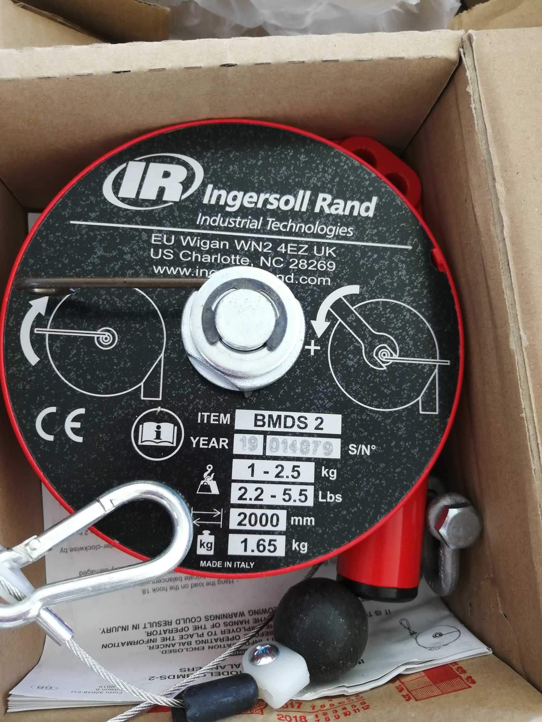 Ingersoll Rand平衡器