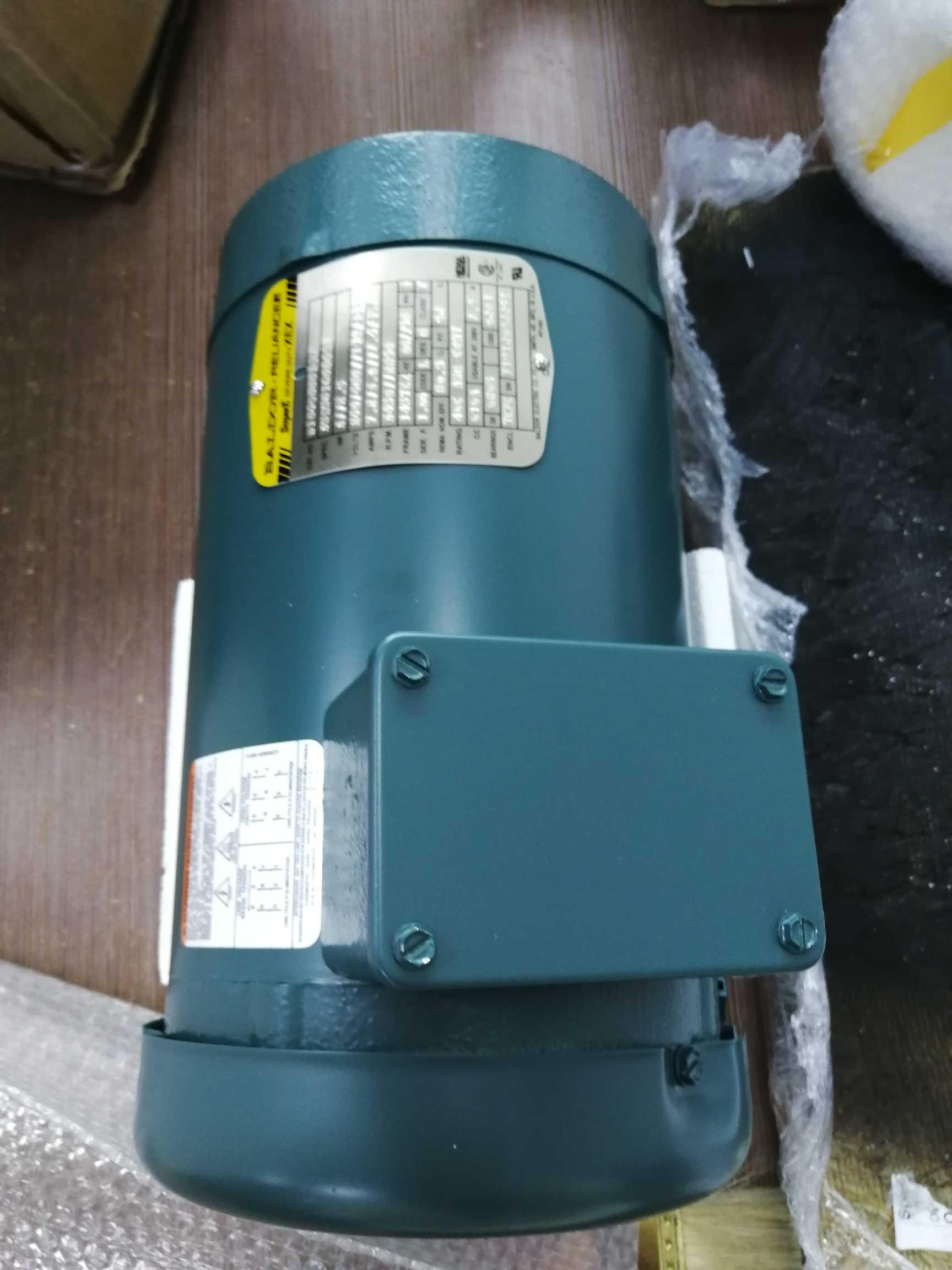 上海盛霞為您介紹電機的安裝方式