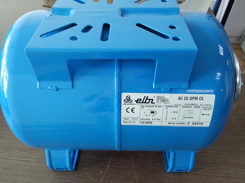 2020.04.15上海盛霞 ELBI壓力罐到貨照片