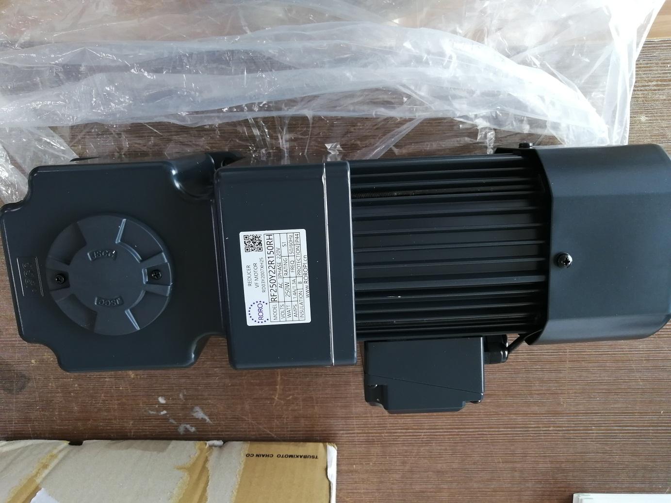2020.07.08上海盛霞 RORO電機到貨照片