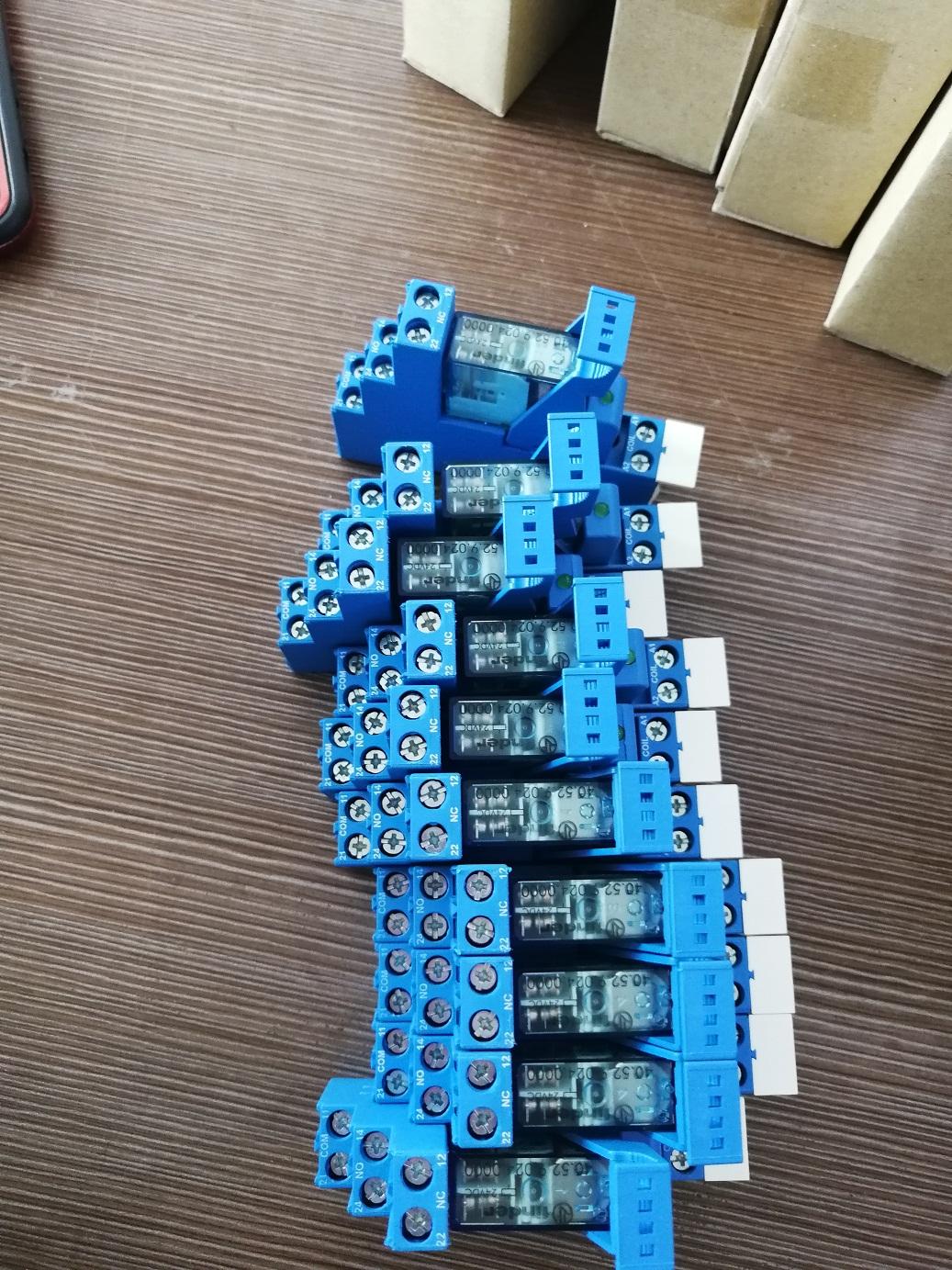 2020.07.29上海盛霞FINDER继电器到货照片