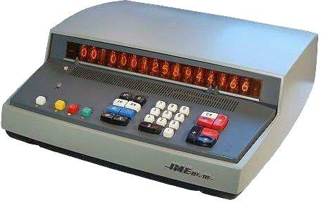IME电流表