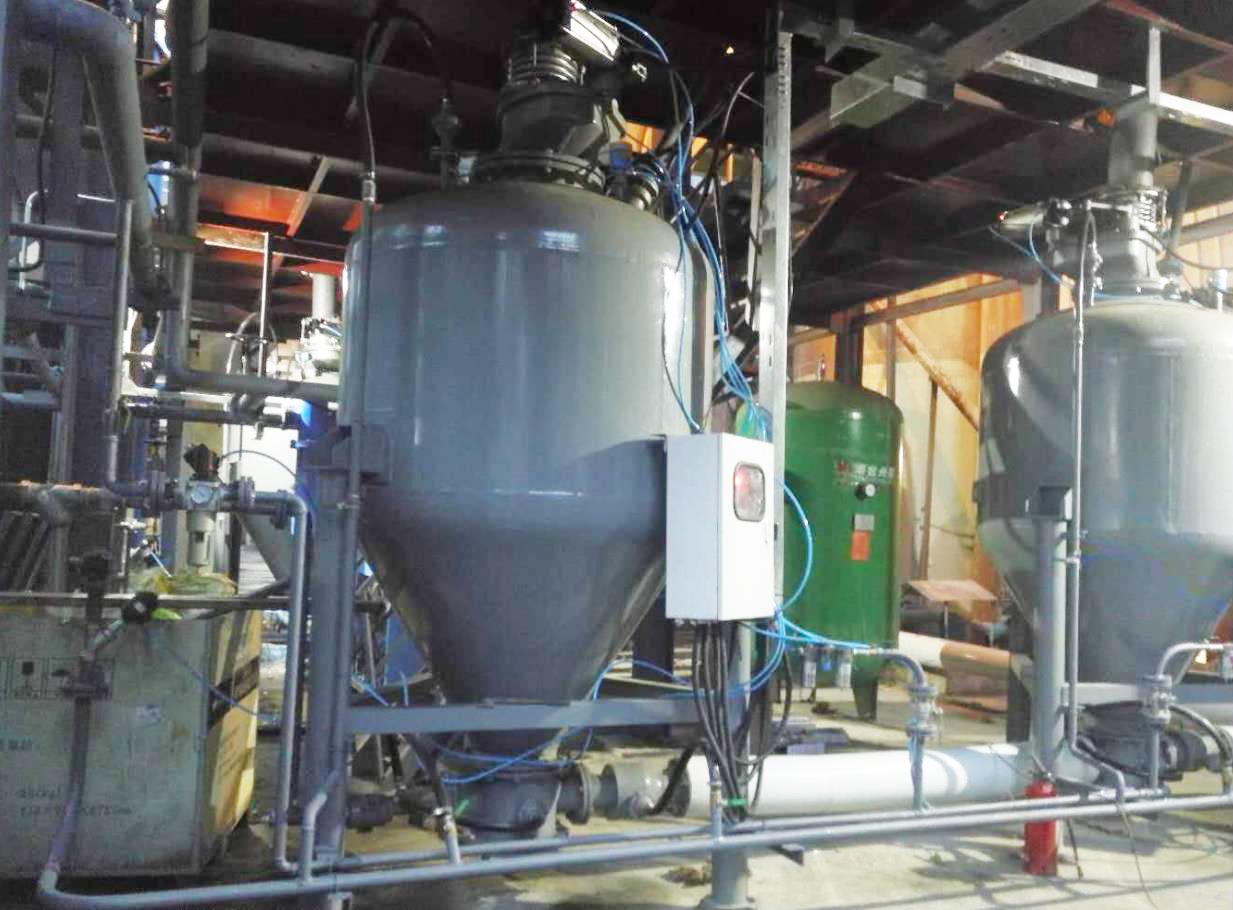 上海75T/H循環流化床鍋爐AO幹法脫硫脫硝項目