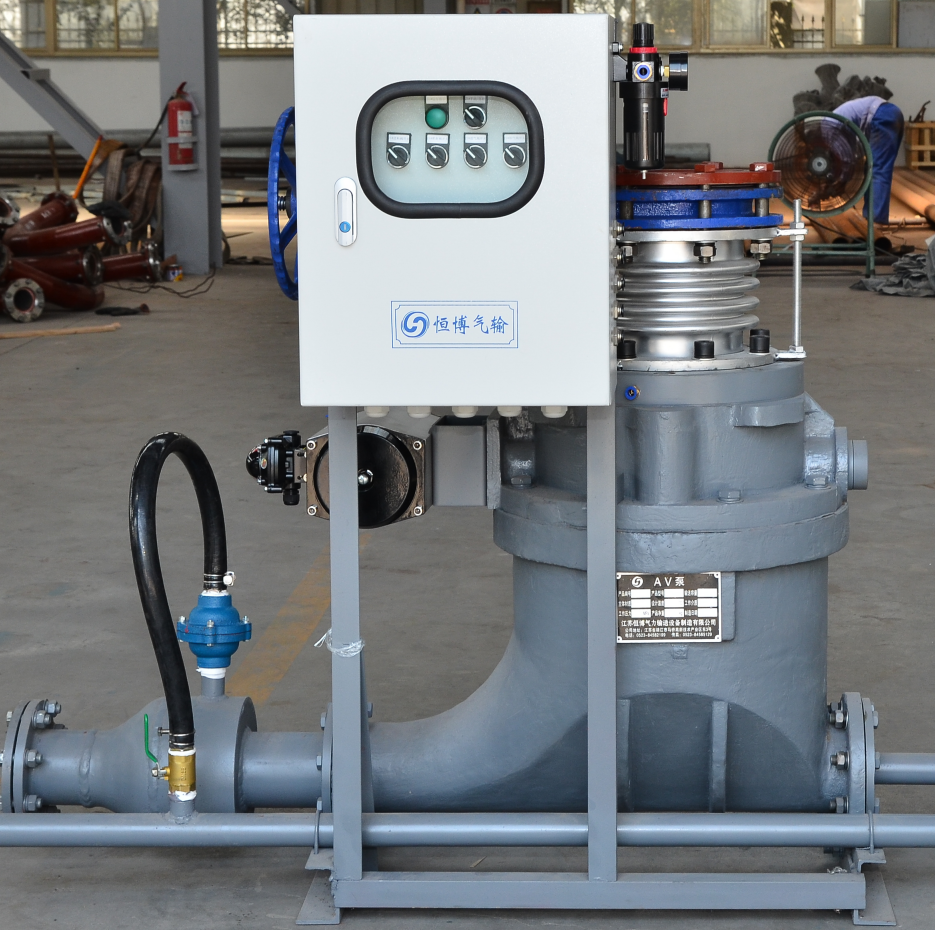AV泵 +圆顶阀 L42/200-100